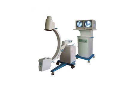Medical small C type X ray machine.png