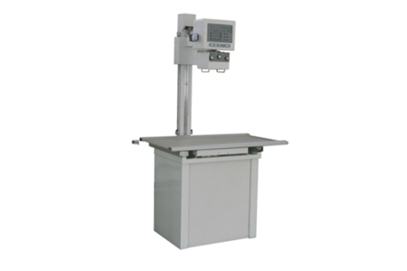 Veterinary diagnostic X - ray machine